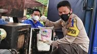 Polda Jatim Musnahkan 17,5 Kg Narkoba, Salah Satunya dari Kasus Ponpes