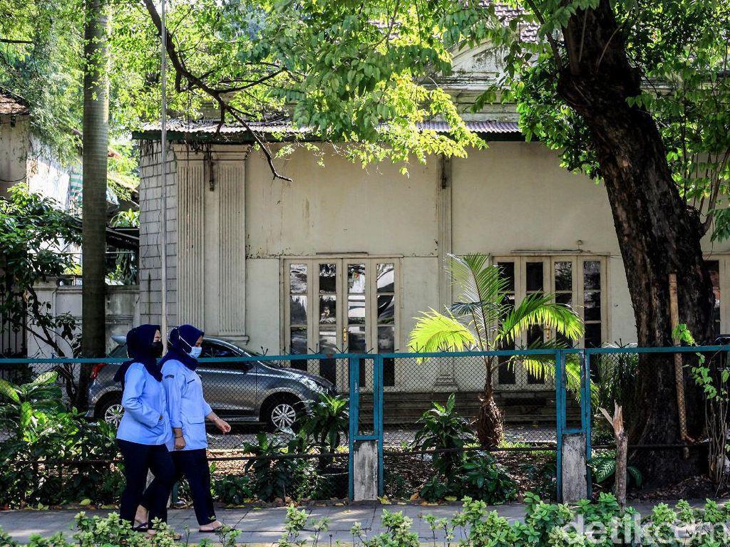 Rumah Menlu Pertama Dijual