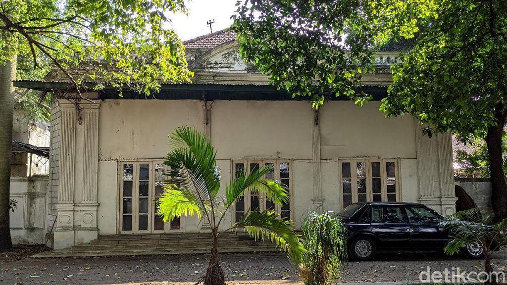 Rumah Menlu Pertama RI Dijual Rp 200 M Masuk Kajian Jadi Cagar Budaya
