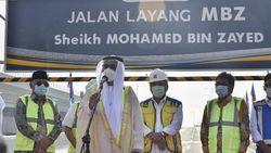 Alasan di Balik Penamaan Tol Japek Layang Jadi Sheikh Mohamed BIn Zayed