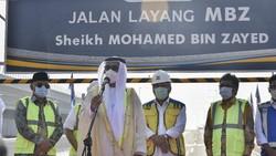 3 Fakta Tol Japek Layang Diganti Nama Pangeran UEA Sheikh MBZ