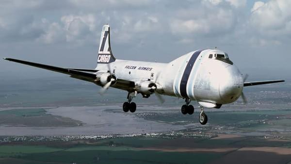 Operasinya pada tahun 1950-an, yakni menerbangkan mobil dan pengemudinya ke luar negeri.