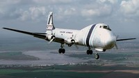 Mengenal Carvair Kapal Feri Udara, Pesawat yang Mirip Kecebong