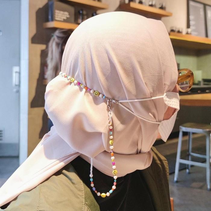 Rantai Masker Hijab