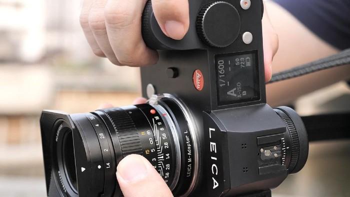 Review lensa manual TTArtisan untuk Leica M