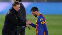 Koeman: Barcelona Vs Atletico Krusial, tapi Tak Menentukan Juara