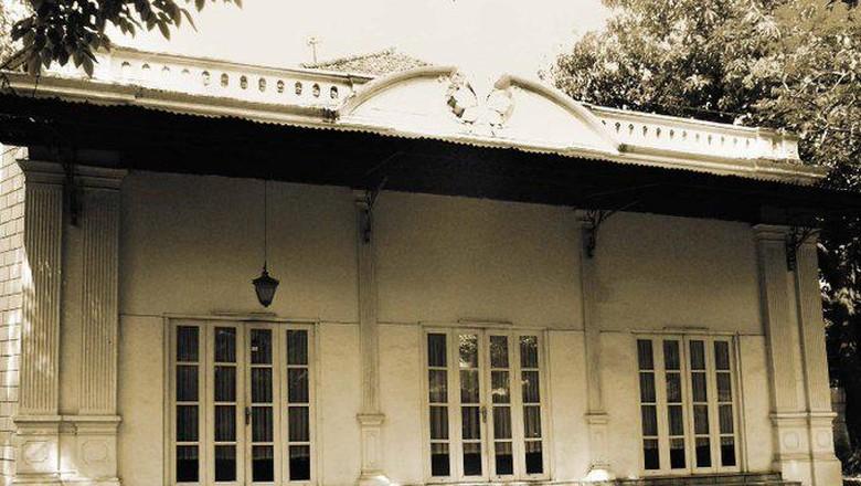Rumah Achmad Soebardjo Kantor Kemlu Pertama