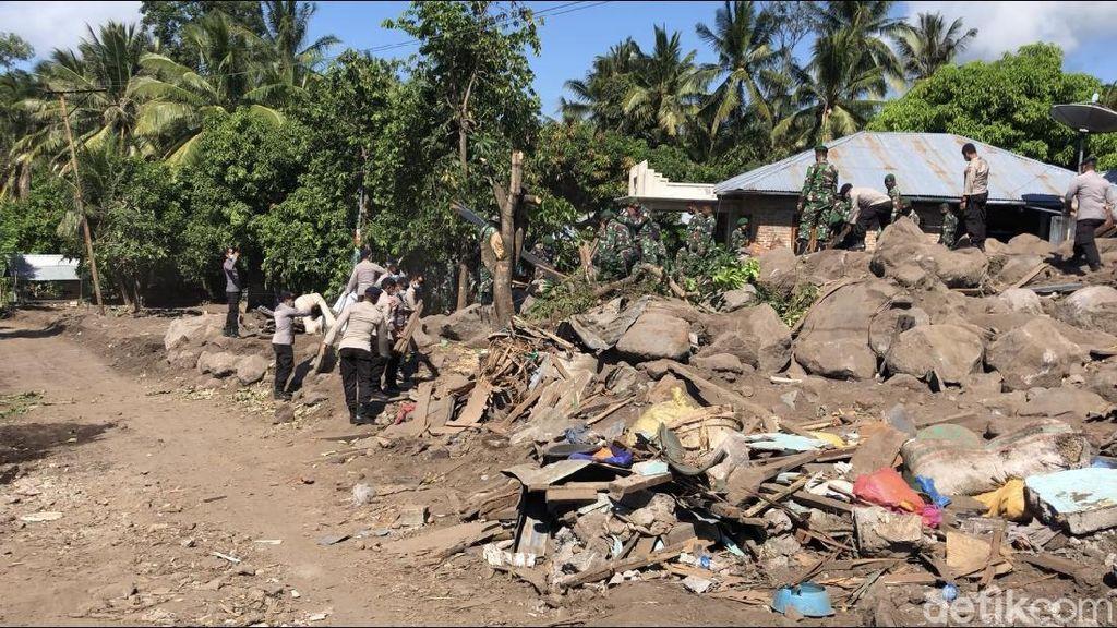 Update Korban Bencana di NTT: 181 Meninggal Dunia, 48 Hilang