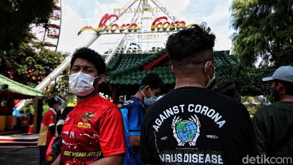 Perlu diketahui para nakes yang lelah karena pekerjaan yang menumpuk selama pandemi COVID-19 turut dirasakan oleh para tenaga kesehatan.