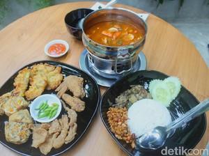 South Kitchen: Segarnya Tom Yum dan Cumi Lado Ijo di Restoran Hidden Gems