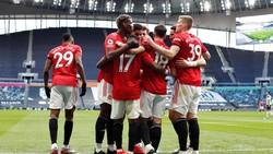 Spurs Vs MU: Setan Merah Comeback Menang 3-1