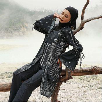 Koleksi baju lebaran 2021 dari Radwah.