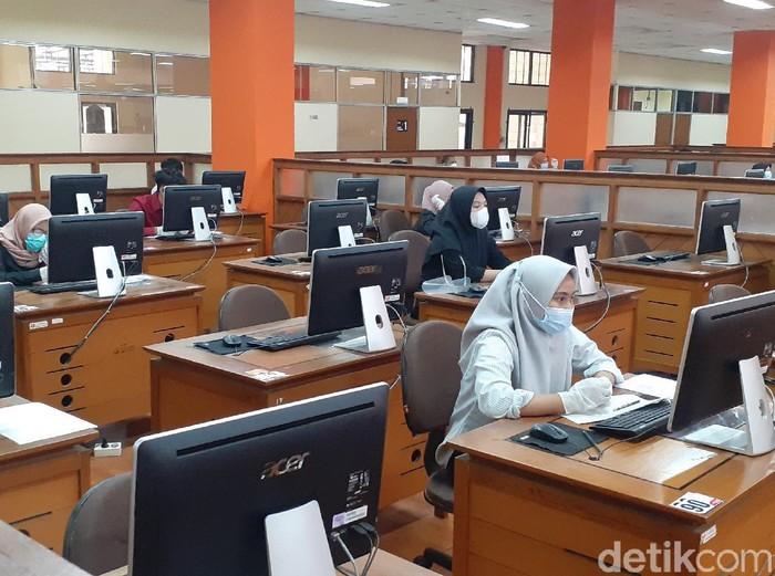 UTBK 2021 di UPI Bandung