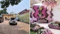 Dekorasi Pernikahan di Rumah Ini Viral, Bikin yang Nikah di Gedung Menyesal