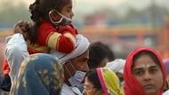Corona Tertinggi Kedua Dunia, Jutaan Warga India Hadiri Festival Keagamaan
