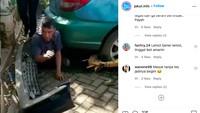 Waduh, Sparepart Mobil yang Terparkir di IRTI Monas Digasak Maling