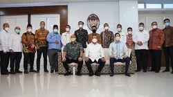 Andre Rosiade Fasilitasi Pertemuan 9 Kepala Daerah di Sumbar dengan Menteri KKP
