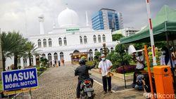 Masjid Agung Al-Azhar Jakarta Bakal Gelar Salat Id dengan Jemaah Terbatas