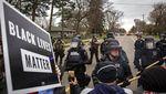 AS Membara Lagi Usai Pria Berkulit Hitam Ditembak Polisi