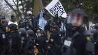 Aksi Undur Diri Polisi di AS Usai Tembak Pria Kulit Hitam Hingga Mati