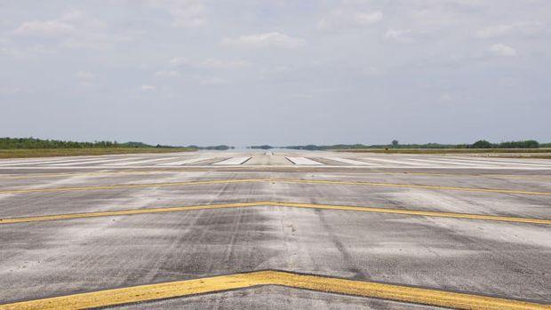 Bandara Terbesar di Dunia yang Tak Pernah Ada