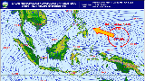 Ada Bibit Siklon Tropis 94W, Ini Wilayah yang Berpotensi Alami Cuaca Ekstrem