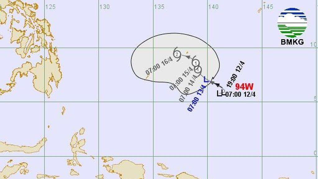Waspada! Usai Seroja, Kini Muncul Siklon Surigae