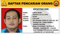 Saiful Basri, DPO Teroris Pembuat Bom Menyerahkan Diri di Jaksel