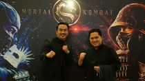 Sssst... Nonton Duluan, Erick Thohir Bocorkan Spoiler Film Mortal Kombat!