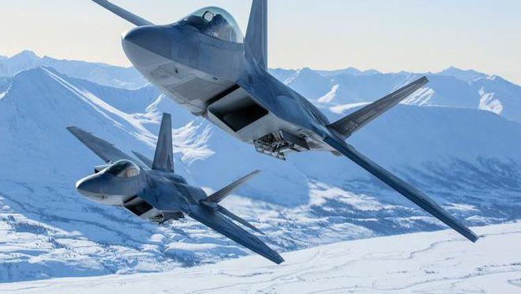 Sangarnya F-22 Raptor, Inspirasi Jet Tempur Indonesia-Korsel