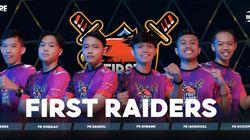 Fakta Unik Para Pemain First Raiders yang Harus Kamu Tahu