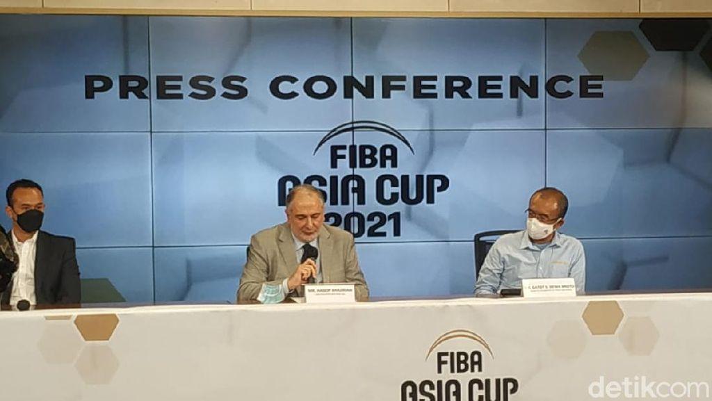 FIBA Asia Cup 2021: Sebelum Tampil, Peserta Harap Vaksin COVID-19