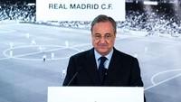 Presiden UEFA Ejek Bos Juventus, Presiden Real Madrid: Gila Banget!