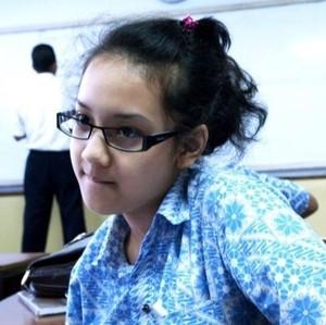 10 Foto Selebgram Saat Sekolah Bikin Pangling, Awkarin Sampai Anya Geraldine