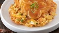 Resep Pembaca : Fuyunghai Udang ala Restoran yang Gurih Mantul