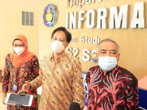 Hari Pertama UTBK di ITS, 1.707 Peserta Terapkan Prokes Ketat