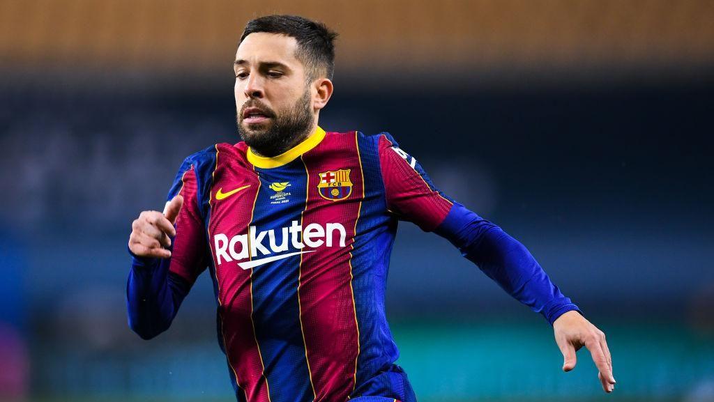 Habis Kalah El Clasico, Jordi Alba Pesimis Barcelona Juara Copa Del Rey?