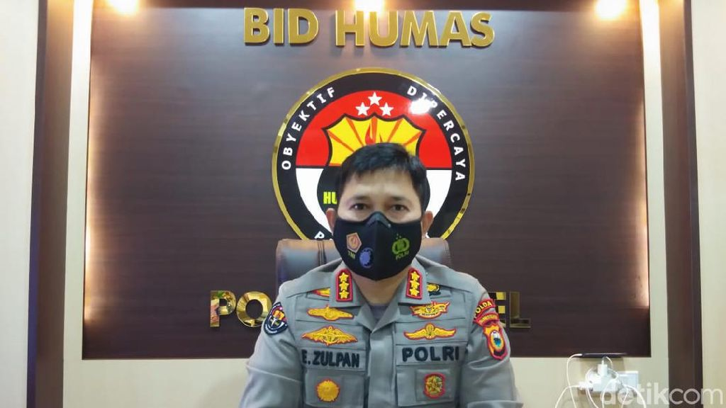 Polisi Ungkap Teroris Sulsel Punya Banyak Peledak, untuk Pasutri Bomber 2 Kg