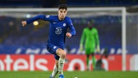 Chelsea Vs Madrid: Aksi Terbaik Kai Havertz Berseragam The Blues