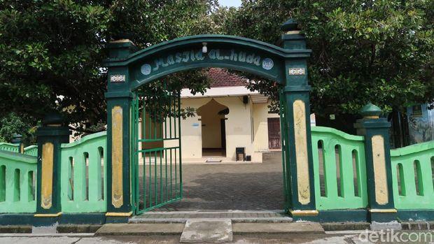 Masjid Al-Huda di Pedukuhan Sidorejo, Kalurahan Sodo, Kapanewon Paliyan, Kabupaten Gunungkidul,
