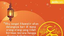 Hal yang Paling Dikhawatirkan Umar bin Khattab
