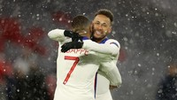 Utang Budi Neymar ke Mbappe di PSG