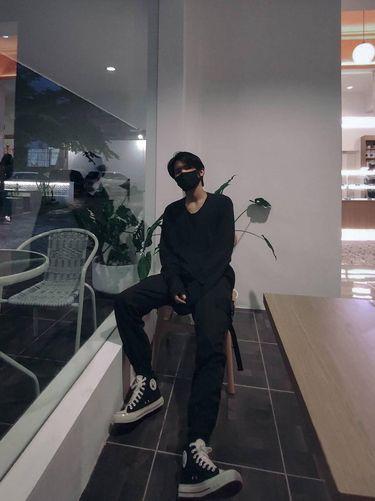 Ogi Adi Wibowo viral di TikTok tiru Han Seojun True Beauty.