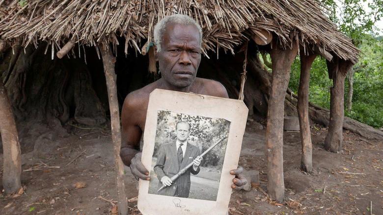 Pangeran Philip: Masyarakat adat Vanuatu yang berduka atas kematian dewa mereka