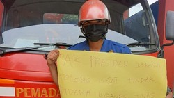 Serius Bongkar Korupsi, Sandi Petugas Damkar Bakal Lapor Polisi