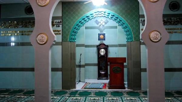 Presiden Pertama Indonesia, Soekarno pun diketahui pernah melaksanakan salat jumat di salah satu masjid tertua di Bandung ini. Dok. www.simas.kemenag.go.id.
