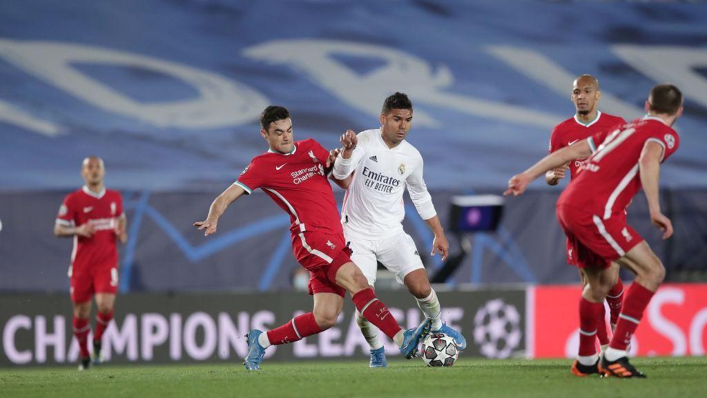 Liverpool Jago Comeback di Eropa, Bagaimana Lawan Real Madrid?