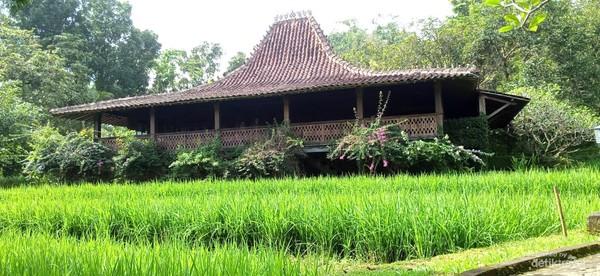 5. Hills Joglo Villa