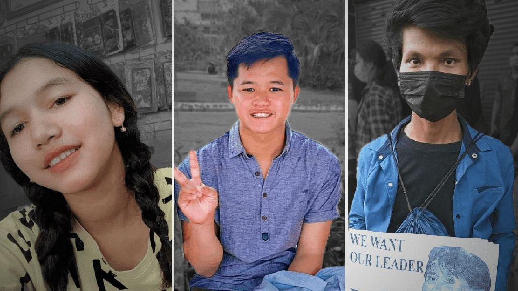 ABG Penyuka TikTok hingga Pengemudi Ojek Jadi Korban Kekerasan Junta Myanmar