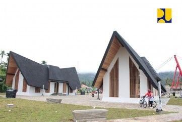 Revitalisasi Kawasan Saribu Rumah Gadang